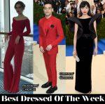 Best Dressed Of The Week - Emma Watson In Gabriela Hearst, Fei Fei Sun In Alberta Ferretti & Rami Malek In Dior Homme