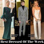 Best Dressed Of The Week - Princess Tatiana of Greece In Celia Kritharioti, Sienna Miller In The Row & Miles Heizer In Bally