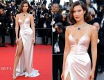 Bella Hadid In Alexandre Vauthier Couture - 'Ismael's Ghosts' Cannes Film Festival Premiere