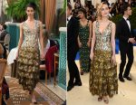 Brie Larson In Chanel - 2017 Met Gala
