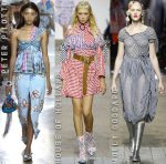 Channeling Spring's Fresh Take on Girly Gingham