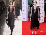 Claire Foy In Fendi - Virgin TV BAFTA Television Awards