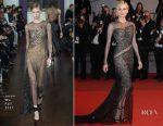 Diane Kruger In Jason Wu - 'In The Fade (Aus Dem Nichts)' Cannes Film Festival Premiere