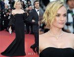 Diane Kruger In Jonathan Simkhai - 2017 Cannes Film Festival Closing Ceremony