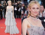 Diane Kruger In Christian Dior Couture  - Cannes Film Festival 70th Anniversary Celebration