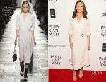 Diane Lane In Bottega Veneta - 'Paris Can Wait' LA Premiere
