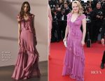 Elisabeth Moss In Prabal Gurung - 'The Beguiled' Cannes Film Festival Premiere