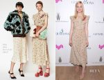 Elle Fanning In Miu Miu - '3 Generations' New York Screening