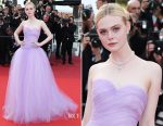 Elle Fanning In Rodarte - 'The Beguiled' Cannes Film Festival Premiere