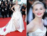 Elle Fanning In Vivienne Westwood Couture - 'Ismael's Ghosts' Cannes Film Festival Premiere
