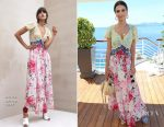 Emily Ratajkowski In Attico - Cannes Film Festival Sighting