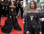 Emily Ratajkowski In Peter Dundas - 'Loveless (Nelyubov)'  Cannes Film Festival Premiere