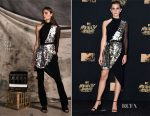 Emma Watson In Kitx - 2017 MTV Movie & TV Awards