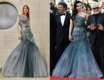 Fan Bingbing In Atelier Versace - 2017 Cannes Film Festival Closing Ceremony