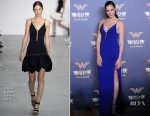 Gal Gadot In David Koma - 'Wonder Woman' Shanghai Premiere