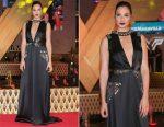 Gal Gadot In Prada - 'Wonder Woman' Mexico City Premiere