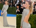Gisele Bundchen In Stella McCartney - 2017 Met Gala