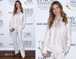 Gisele Bundchen In Stella McCartney - David Lynch Foundation's Women of Vision Awards