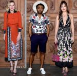 Gucci Cruise 2018 Front Row