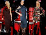 Gwen Stefani's Style on Season 12 of The Voice