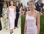 Gwyneth Paltrow In Calvin Klein By Appointment  - 2017 Met Gala
