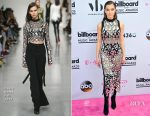 Hailee Steinfeld In David Koma - 2017 Billboard Music Awards