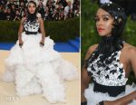 Janelle Monae In Ralph & Russo Couture - 2017 Met Gala