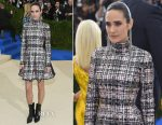 Jennifer Connelly In Louis Vuitton - 2017 Met Gala