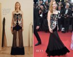 Jessica Chastain In Alexander McQueen - 'Ismael's Ghosts' Cannes Film Festival Premiere