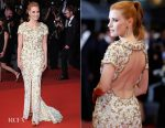 Jessica Chastain In Chanel Couture - 'In The Fade (Aus Dem Nichts)' Cannes Film Festival Premiere