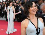 Juliette Binoche In Armani Privé - Cannes Film Festival 70th Anniversary Celebration
