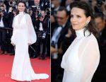 Juliette Binoche In Chloé - 'Okja' Cannes Film Festival Premiere