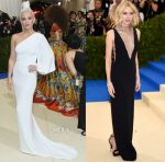 Kate Hudson & Naomi Watts In Stella McCartney - 2017 Met Gala