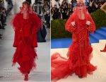 Katy Perry In Maison Margiela Couture - 2017 Met Gala