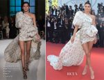 Kendall Jenner In Giambattista Valli Couture - '120 Beats Per Minute' Cannes Film Festival Premiere