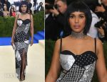 Kerry Washington In Michael Kors - 2017 Met Gala