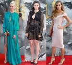 'King Arthur: Legend of the Sword' London Premiere Red Carpet Roundup