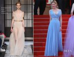 Kirsten Dunst In Schiaparelli Couture - 'The Beguiled' Cannes Film Festival Premiere