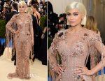 Kylie Jenner In Atelier Versace - 2017 Met Gala