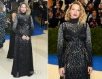 Léa Seydoux In Louis Vuitton - 2017 Met Gala