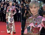 Li Yuchun In Gucci - 'Okja' Cannes Film Festival Premiere