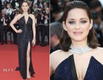 Marion Cotillard In Armani Privé - Cannes Film 70th Anniversary Celebration