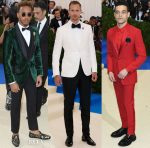 2017 Met Gala Menswear Red Carpet Roundup