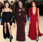 2017 Met Gala Red Carpet Roundup