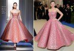 Miranda Kerr In Oscar de la Renta - 2017 Met Gala