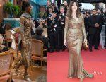 Monica Bellucci In Chanel - Cannes Film Festival 70th Anniversary Celebration