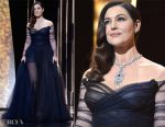 Monica Bellucci In Christian Dior Couture - 2017 Cannes Film Festival Opening Ceremony