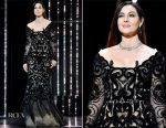 Monica Bellucci In Dolce & Gabbana - 2017 Cannes Film Festival Closing Ceremony