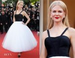 Nicole Kidman In Calvin Klein By Appointment - 'The Killing Of A Sacred Deer' Cannes Film Festival Premiere