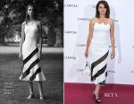 Penelope Cruz In David Koma - 'Carpisa' Madrid Photocall